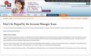 account-manager-scam