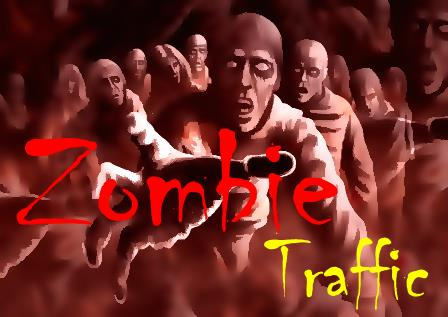 zombie traffic logo