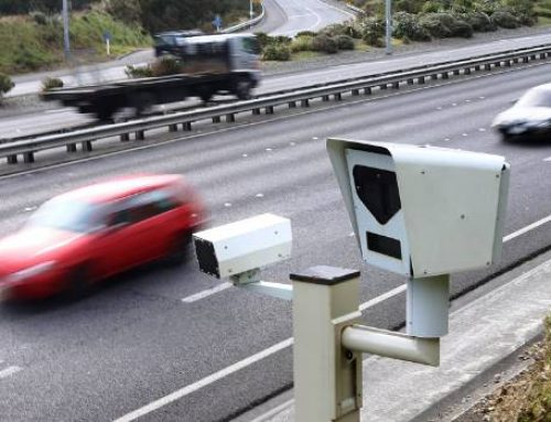 Highway Speed Cameras Solve Multiple Problems