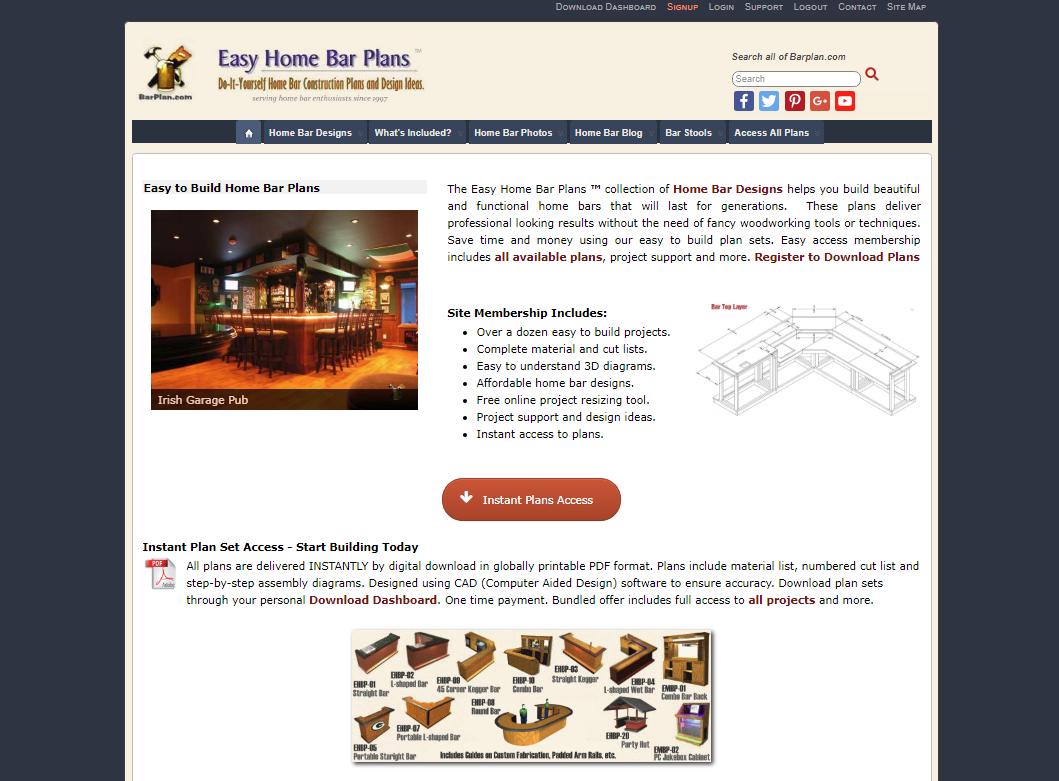 barplan.com website