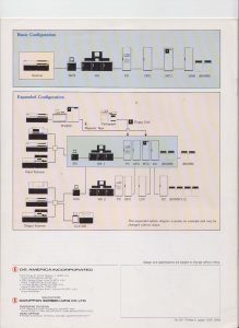 sigmagraph 6000 system architecture